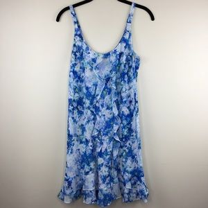Oscar De La Renta Pink Label Sleep Dress Floral S